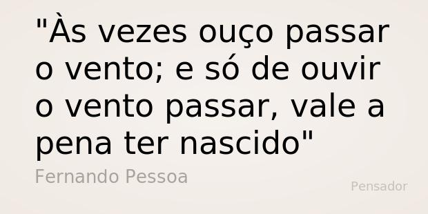 FRASES DE FERNANDO PESSOA - Melhores Citações e Pensamentos de Fernando Pessoa